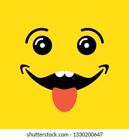 happy face vector illustration