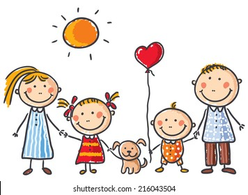 Cartoon Family : ✓ free for commercial use ✓ high quality images.