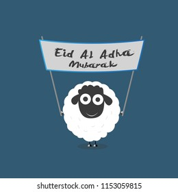 Happy Feast of the Sacrifice (Turkish:  Kurban bayraminiz mubarek olsun ) ( Arabic : Eid al Adha Mubarak)
