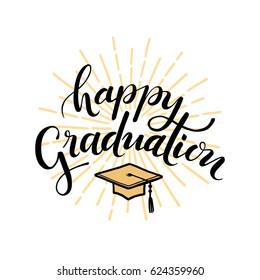 Happy Graduate Stock Illustrations, Images & Vectors