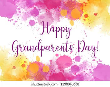 Happy Grandparents Day Photos  Happy Grandparents Stock