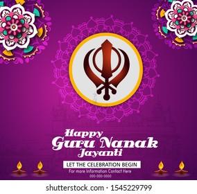 happy Guru Nanak Jayanti ,gurpurab