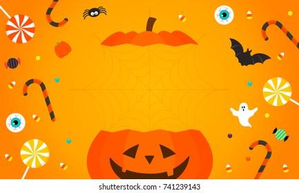 Cute Halloween Wallpaper Images Stock Photos Vectors Shutterstock