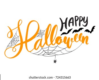 happy halloween images  stock photos   vectors shutterstock All Halloween Pictures Clip Art Halloween Spider Clip Art