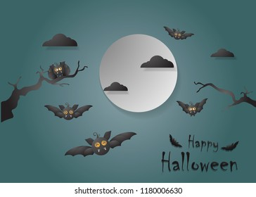 happy helloween vector eps 10