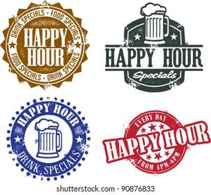 Happy Hour Bar Specials