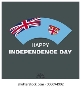 Happy independence day of Fiji