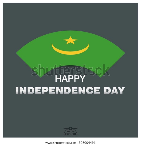 Happy independence day of Islamic Republic of Mauritania