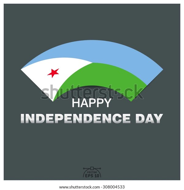 Happy independence day of Republic of Djibouti