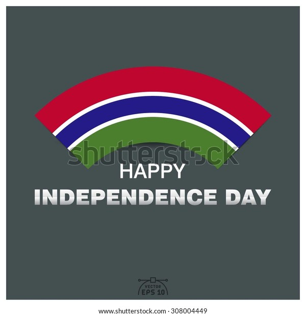 Happy independence day of Republic of The Gambia