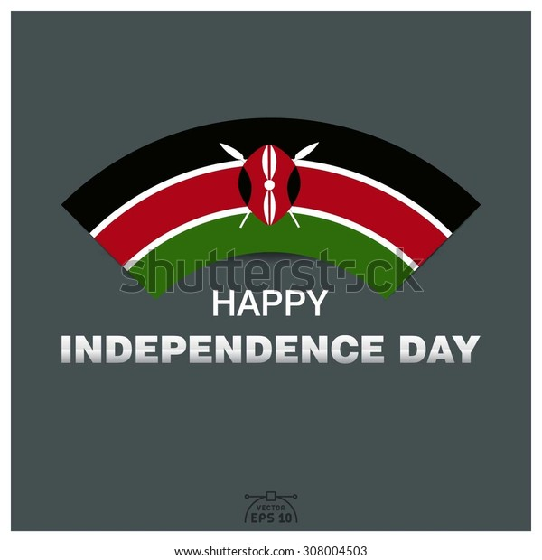 Happy independence day of Republic of Kenya
