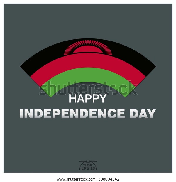 Happy independence day of Republic of Malawi