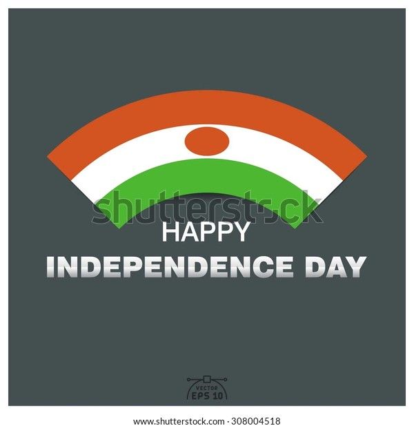 Happy independence day of Republic of Niger