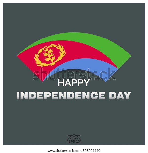 Happy independence day of State of Eritrea