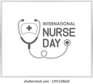 Happy international nurse day. 12 may nurse day