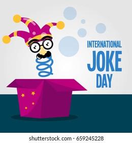 Funny Joke Backgrounds Images, Stock Photos & Vectors