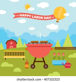 Labor Day Fun Images Stock Photos Vectors Shutterstock