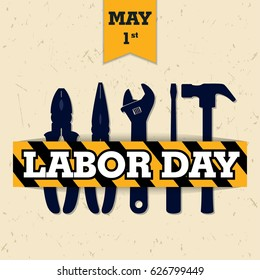 Happy Labor day Greetings Cards / Labor day design
