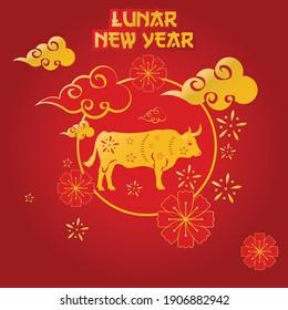 happy lunar new year chinese imlek