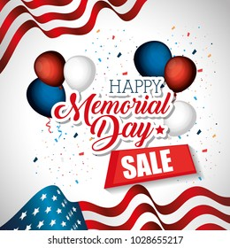 happy memorial day sale