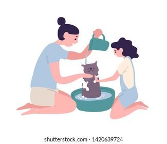 Motherhood Cartoon Images, Stock Photos & Vectors | Shutterstock