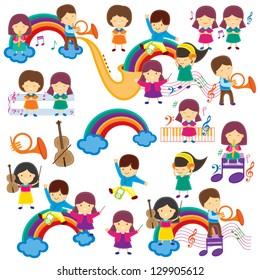 Happy Music Kids