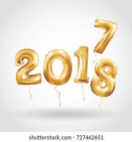 Happy New Year 2018 2017