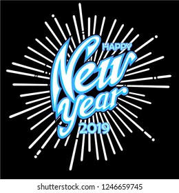 happy new year, 2019