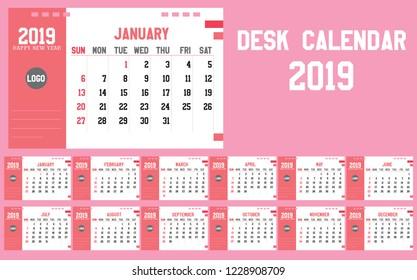 Year Calendar Images Stock Photos Vectors Shutterstock