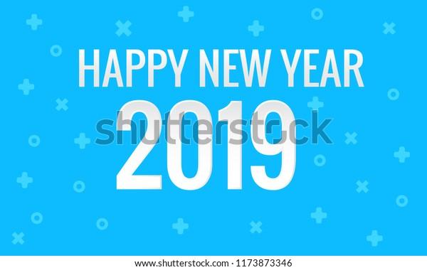 Happy New Year 2019 Unique Wallpaper