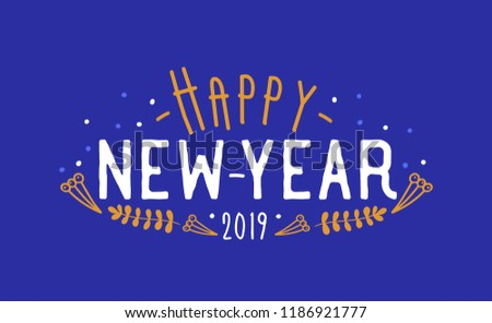 wishes for happy new year 2019