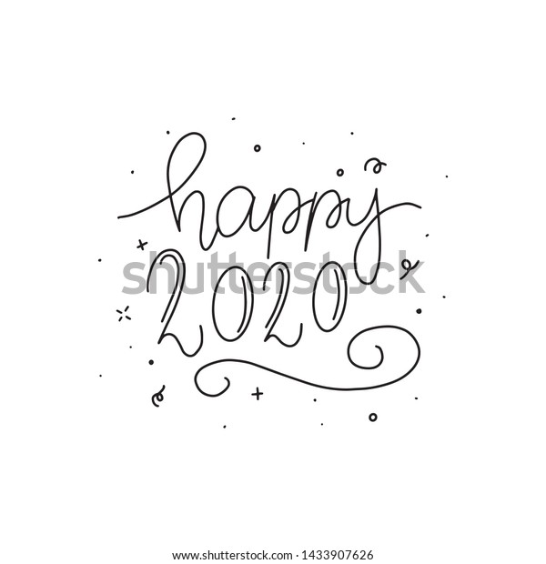 Happy New Year Doodle 99