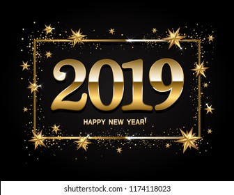 Happy New Year Images, Stock Photos & Vectors | Shutterstock