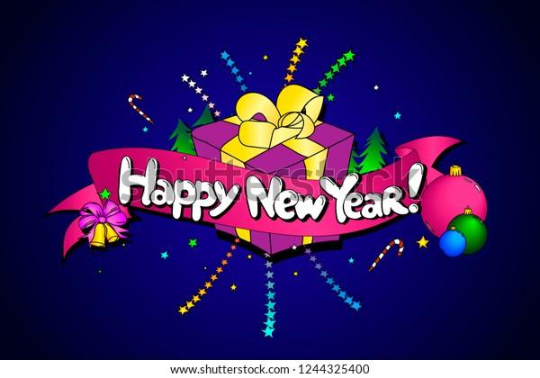 Happy New Year English 43