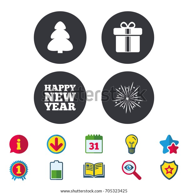 Happy New Year Icon 84
