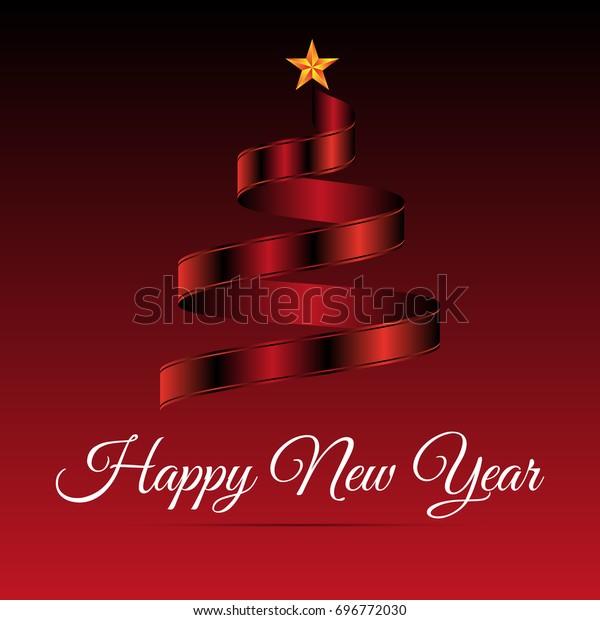 Happy New Year Invitation Card 83