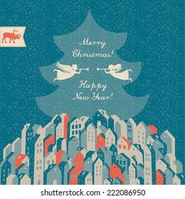Happy New Year! Merry Christmas!