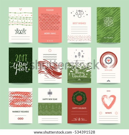 happy new year merry christmas valentines family holidays greeting cards romantic templates