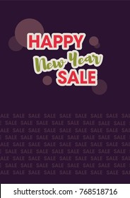 happy new year sale