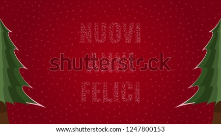 happy new year text in italian nuovi anni felici filled with happy new