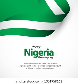 Happy Nigeria Independence Day and Democracy Day Celebrations