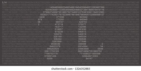 Happy PI day numbers series 3.14 3,14 3/14 Pythagoras pie mathematics maths math fun funny Celebrate  Mathematical Irrational numbers Ratio circle's circumference diameter letter logo sign π pi symbol