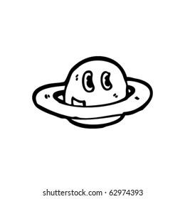 happy planet cartoon