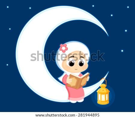 Happy Ramadan Is The Ninth Month Of Muslim Calendar