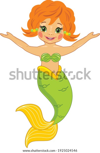 happy-rufous-mermaid-doll-vector-600w-19