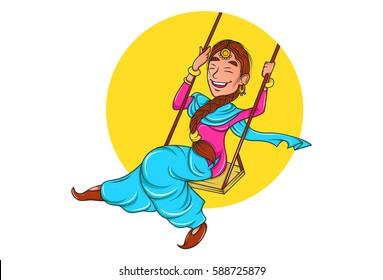 Royalty-Free Punjabi Woman Stock Images, Photos & Vectors