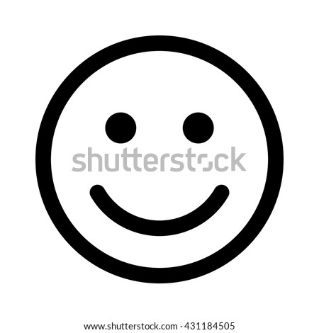 Smiley face symbol