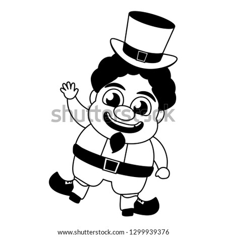 Happy St Patricks Day Stock Vector Royalty Free 1299939376