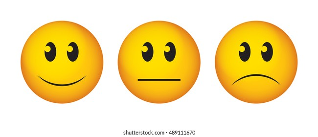 Neutral Smiley Images Stock Photos Vectors Shutterstock