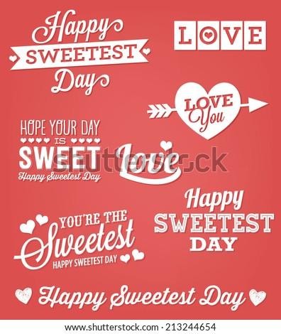 Happy sweetest day pics